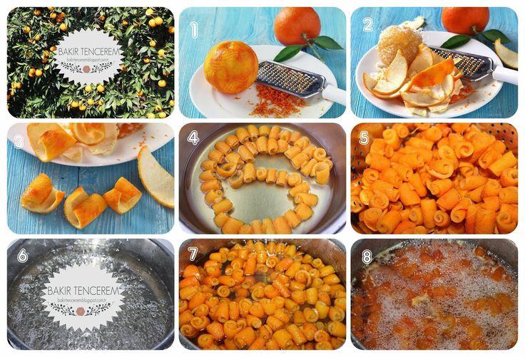 turunç reçeli