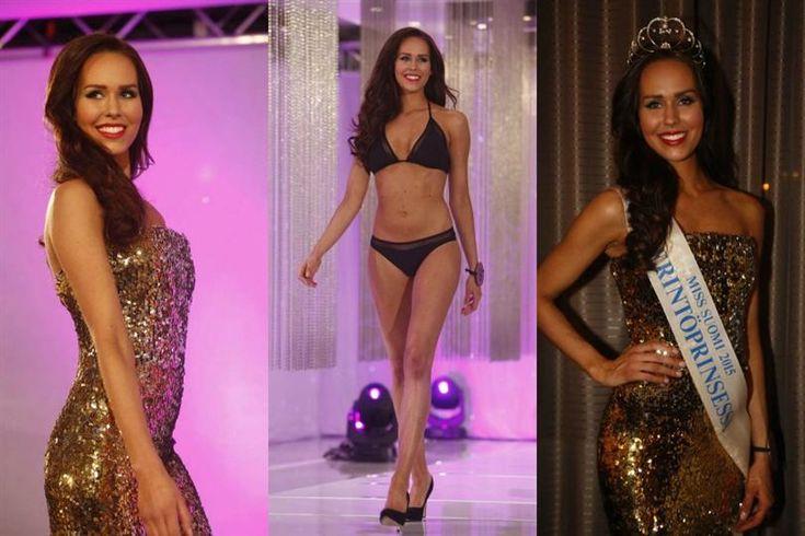 Carola Miller, Meet Miss World Finland 2015