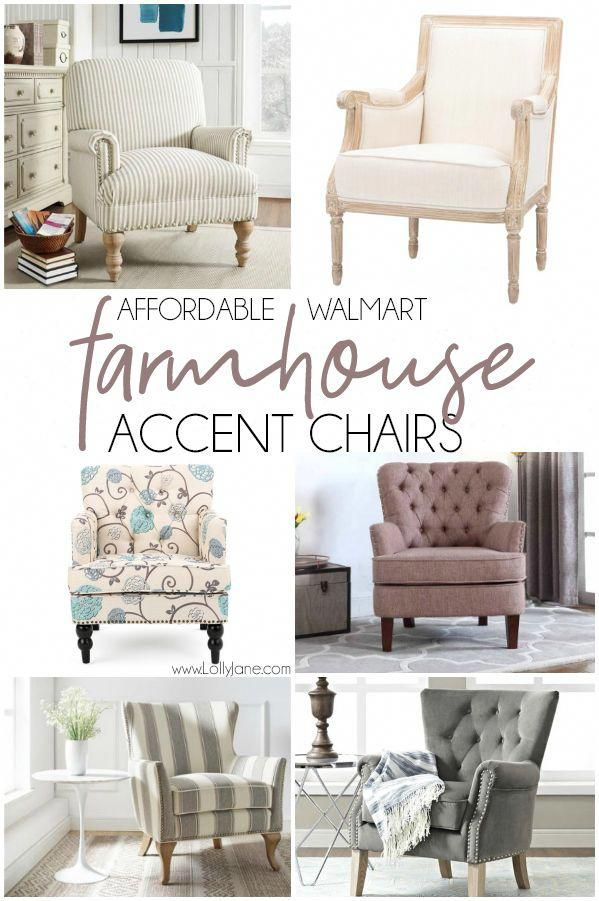 Shockingly Gorgeous And Affordable Walmart Farmhouse Home Decor Lolly Jane Farmhouse Living Room Furniture Living Room Furniture Chairs Farm House Living Room