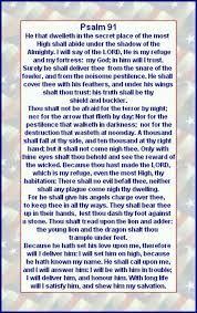 Image result for psalm 91 prayer