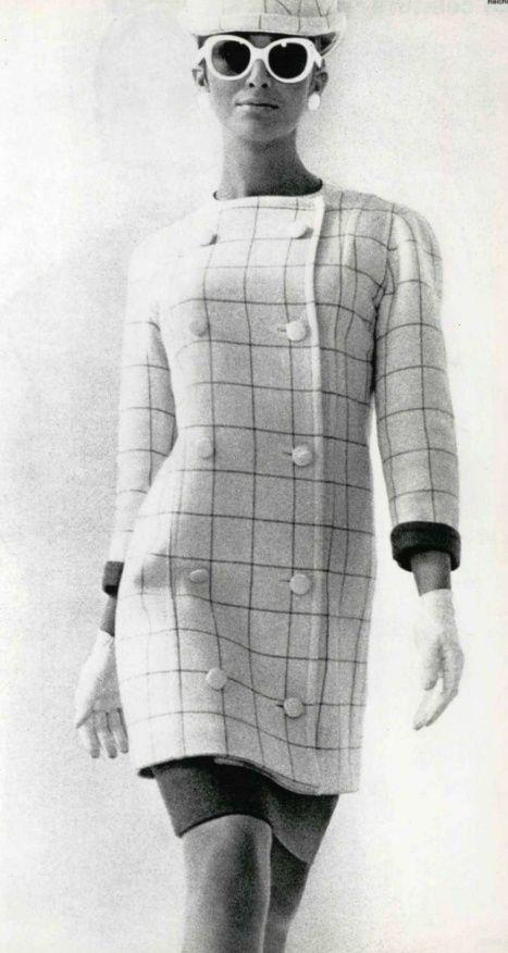1966 Guy Laroche www.vintageclothin.com