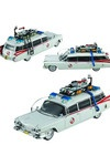 Hot Wheels Cult Classics Ghostbusters 1/43 Ecto-1A Die-Cast