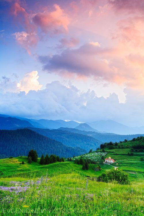 Rhodope Mountains,Bulgaria..
