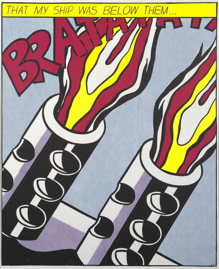 Roy Lichtenstein Pop Art