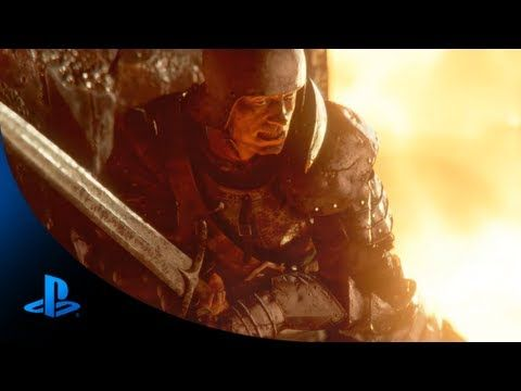 Deep Down (PS4) - YouTube