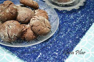 MI RECETARIO por ELENA PILAR nos enseña a hacer unas riquísimas galletas craqueladas. ¿Quieres verlas?