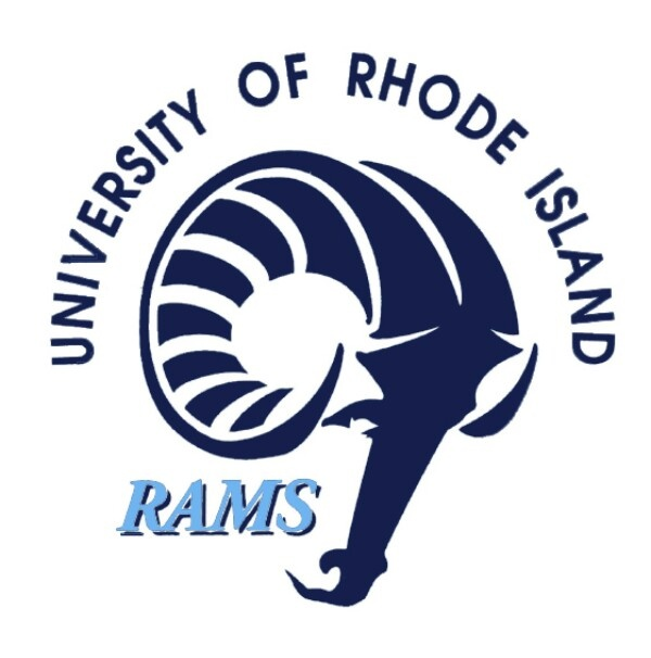 """University of Rhode Island 1888, Rams. """"Think Big. We Do."""" Kingston Rhode Island. 3 Commonwealth campuses in Narragansett, Providence & West Greenwich."""