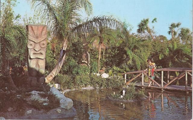 Tiki Gardens, Indian Rocks Beach/Indian Shores, FL (restaurant) -- Tiki Central
