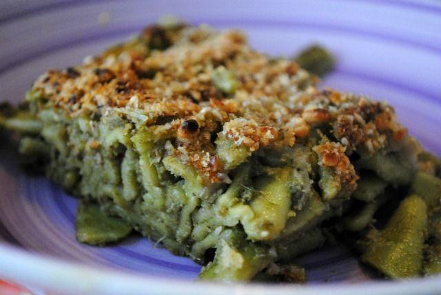 Pasta verde pasticciata – Vegan blog – Ricette Vegan – Vegane – Cruelty Free