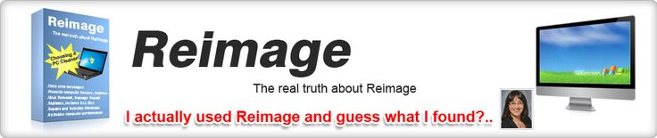 Reimage rebuilds the Windows operating system by replacing damaged or corrupt system files or installing system files that somehow have disappeared from your computer. Reimage is different from other types of repair software in that it fixes a more extensive number of Windows files without having to reinstall the entire application software.