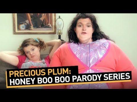 Precious Plum: Honey Boo Boo Parody Series. FUNNIEST THING EVER!!!!!!!