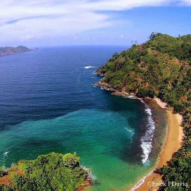 Lenggoksono beach, Malang, Indonesia