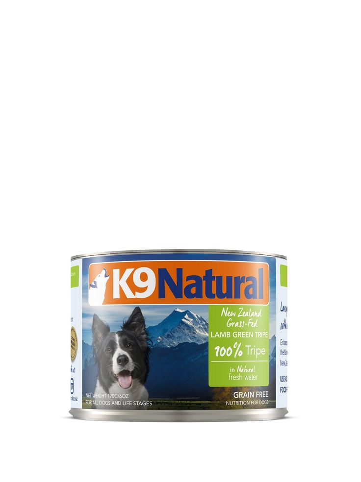 K9 Natural - Lamb Green Tripe