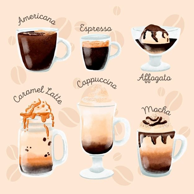 Download Collection Of Different Types Of Coffee For Free In 2020 Different Types Of Coffee Coffee Type Coffee Infographic