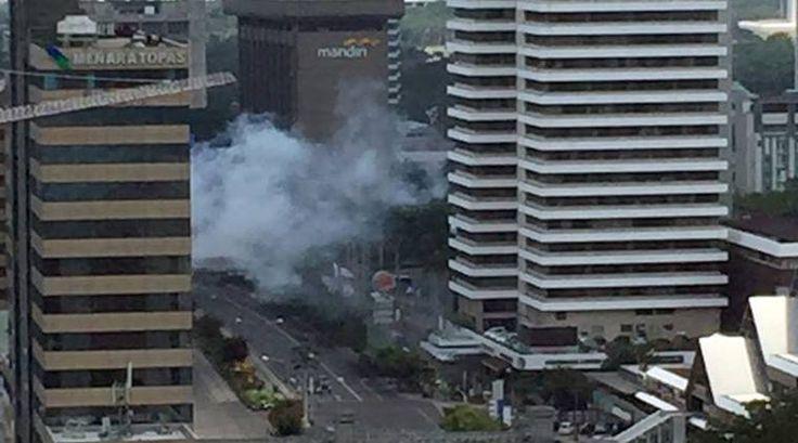 """Jacarta: """"Estado Islâmico"""" assume, oficialmente, a autoria do atentado"""