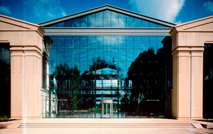 Swift Headquarters in La Hulpe, Belgium -- Ricardo Bofill Taller de Arquitectura -- on Archilovers.com