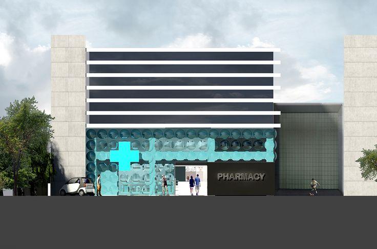 Φαρμακείο   Βάρη   iidsk     Interior Design & Construction