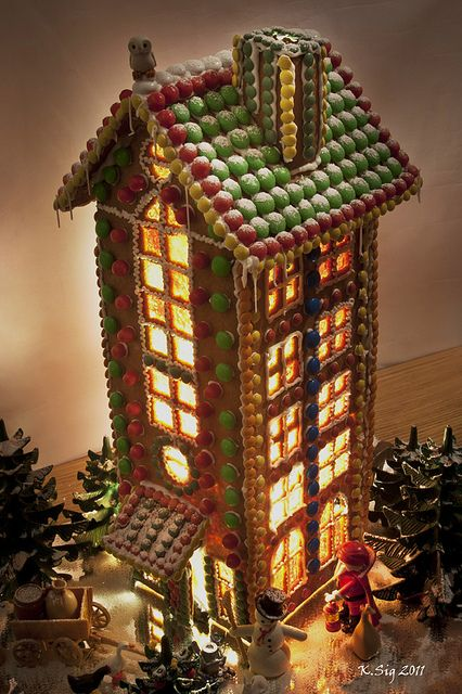 The Gingerbreadhous 2011 | Flickr - Photo Sharing!