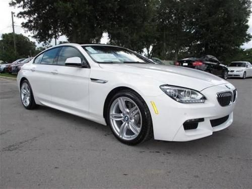 Best Price Lease 2014 BMW 6 Series Gran Coupe 640i xDrive $0 Down Lease