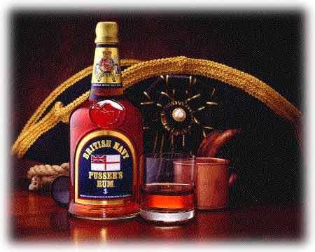 Pusser rum