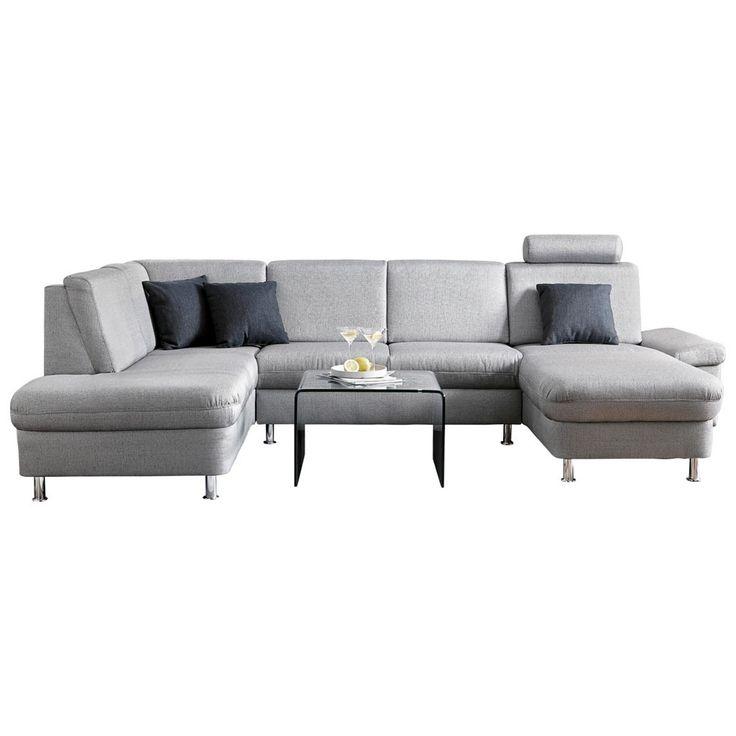 Die besten 25+ Sofa hellgrau Ideen auf Pinterest Couch hellgrau - wohnzimmer couch weis grau