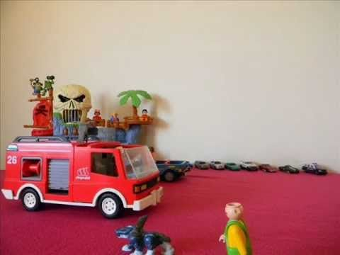 A playmobil video: A visit to the museum (spanish) - Visit our website :) http://studiocigale.fr/offres/