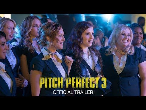 Pitch Perfect 3 - Official Trailer [HD] - The farewell tour begins this December.  | Pitch Perfect