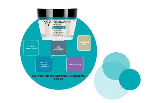 Onze beste anti-rimpel technologie nu in je dagelijkse huidverzorgingsroutine!Wat doe je met de best verkochte huidverzorgingslijn van No7?Je neemt de beste ingrediënten en de technologie die uniek is voor No7 en voegt deze samen om het nog beter te laten werken voor de huid van de vrouw.  No7 Protect & Perfect Intense is nu …