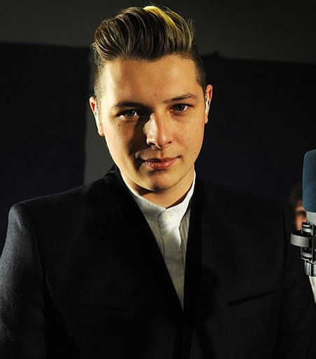 John Newman….brillant musician..not bad on eyes either