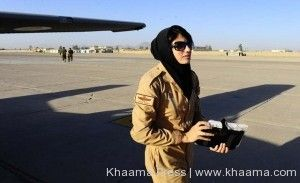"Meet Afghan Air Force 2nd Lt. Niloofar Rhmani who made history May 14, when she became the first female to successfully complete undergraduate pilot training and earn the status of pilot in her country in more than 30 years  Nilofar Rahmani quoted by Washington Times said, ""First, it was my ambition, and second, I want to show that Afghanistan can have female pilots. It's a job females can do also, it's not a hard job that the men can just do. Both can do it."""