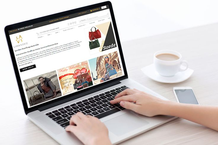 Nothing like a morning coffee and online shopping  http://www.lizandez.com.au
