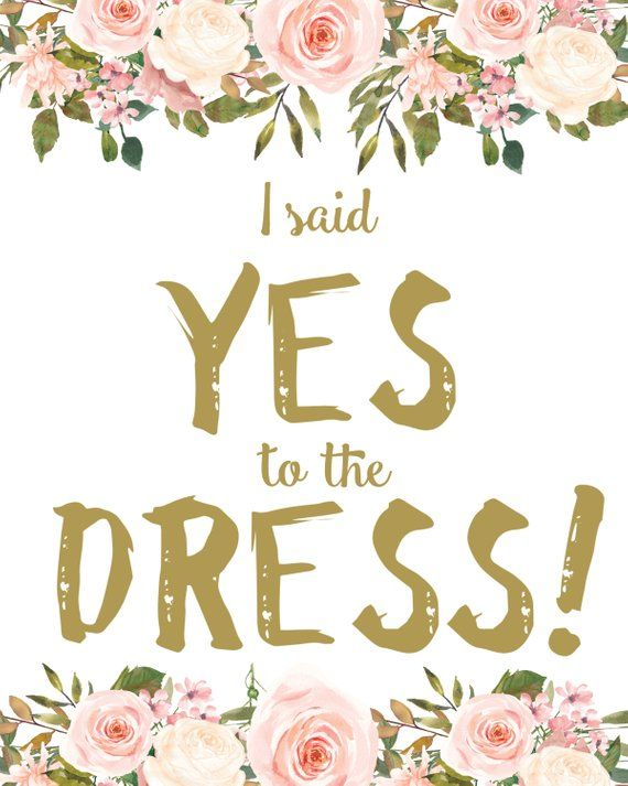 Image result for say yes to the dress sign