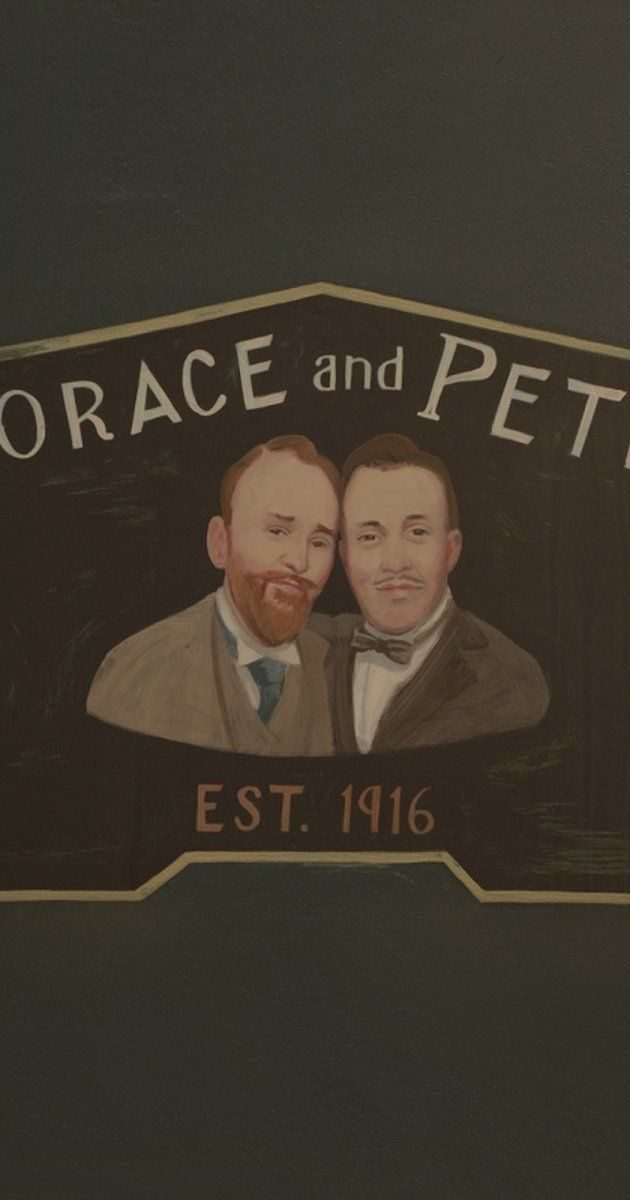 Created by Louis C.K..  With Louis C.K., Steve Buscemi, Edie Falco, Steven Wright. Horace and Pete (stylized as Horace and Pete's Est. 1916) is an American comedy-drama web series created by Louis C.K. starring himself and Steve Buscemi as Horace and Pete, co-owners of an Irish bar, Horace and Pete's.