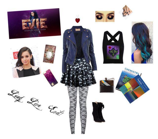 Diy Halloween Costume Evie Of Descendants Book - Imagez co