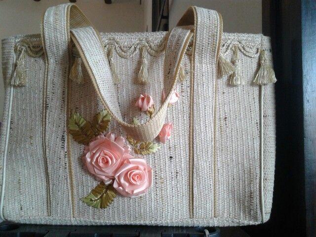 Tote bag - handmade