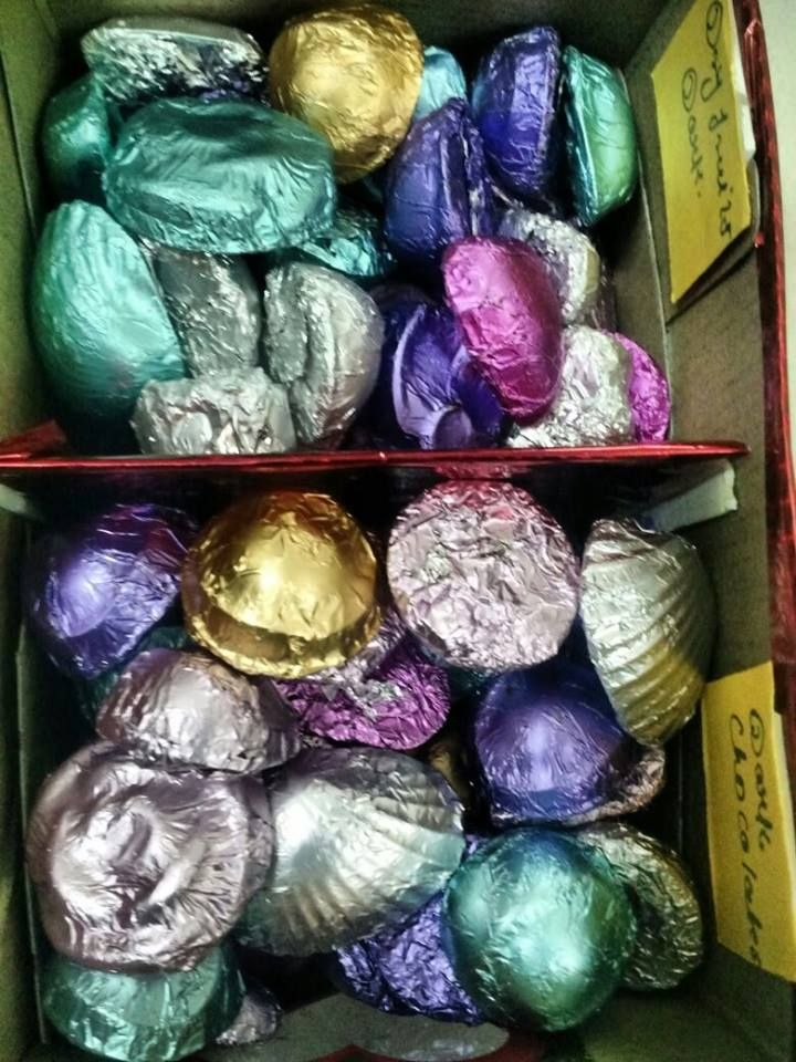 Dryfruits Chocolates...