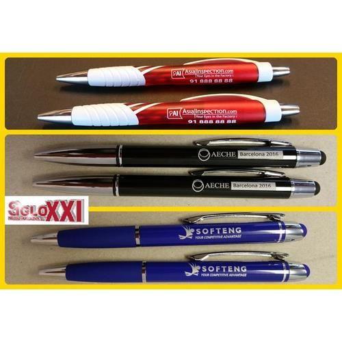 Regalos Publicitarios para empresa. Bolígrafos personalizados