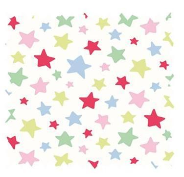 Shooting Star Cotton Duck Fabric - for curtains