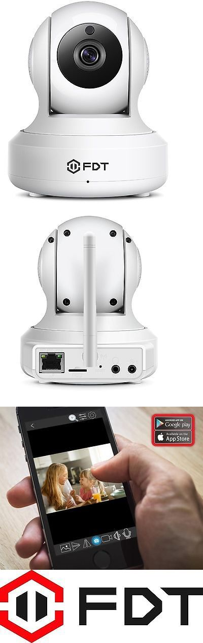 Security Cameras: Fdt Fd8901w 1080P Hd Wifi Ip Camera (2.0 Megapixel) Indoor Wireless Security Cam -> BUY IT NOW ONLY: $59.99 on eBay!