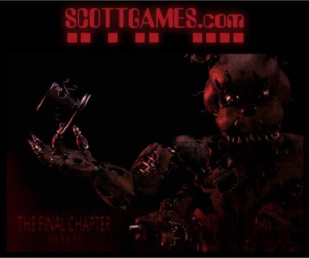 Just in-case you were starting to think that the recent Five Nights at Freddy's movie announcement was an indicator that we wouldn't be seeing another game for a while, we're gonna go ahead and throw that notion out the window. #games #news #mobilegames