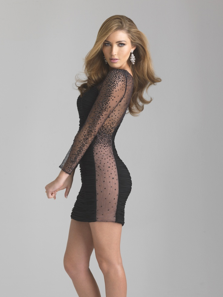 Pin on Night Moves Dresses