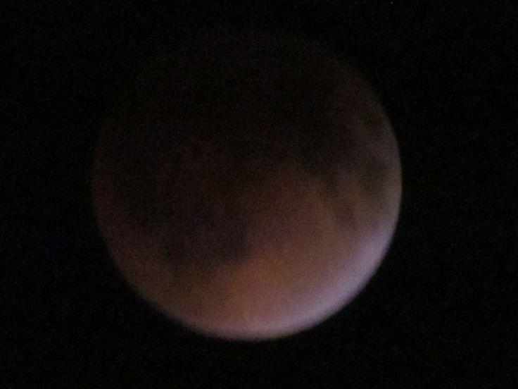 #3 Eclipse de luna del 15 de abril del 2014