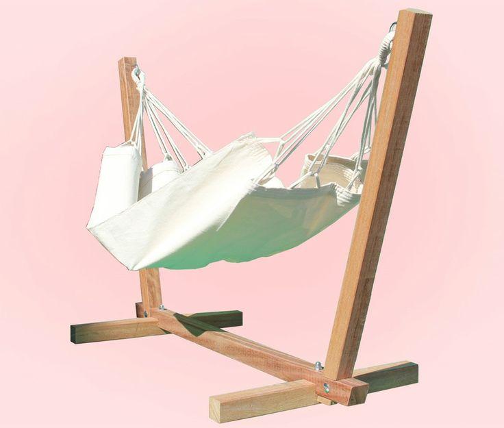 die 25+ besten ideen zu soporte para hamaca auf pinterest - 12 Coole Hangende Stuhle Hangematten Kinder