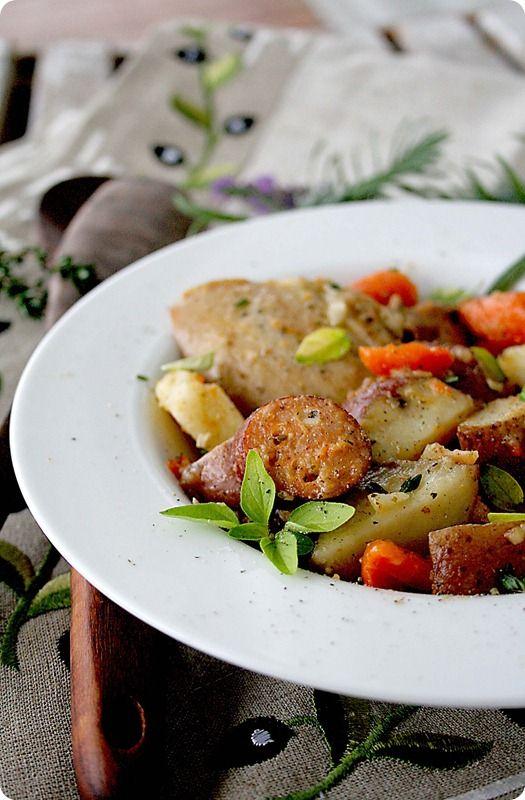 """Tagine Cooking - Best """"Crock Pot""""  Ever."""
