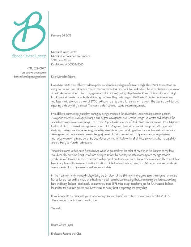 Graphic Design Cover Letter template Interior design resume