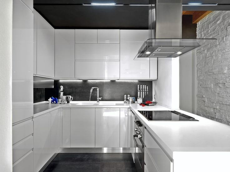 best 25 small u shaped kitchens ideas only on pinterest u shape kitchen modern u shaped kitchens and u shaped kitchen diy - Small U Shaped Kitchen Remodel Ideas
