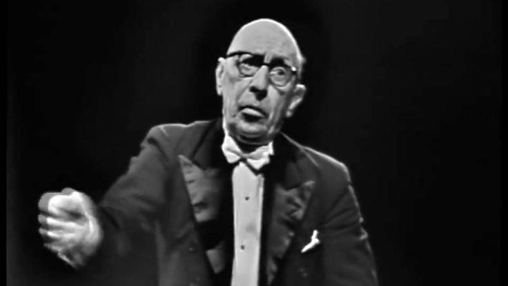 Stravinsky conducts The Firebird, NY Phil. (final three scenes)