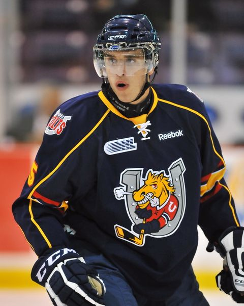 Aaron Ekblad: One-on-One with 2014 NHL Draft Prospect - http://thehockeywriters.com/aaron-ekblad-interview-with-2014-nhl-draft-prospect/
