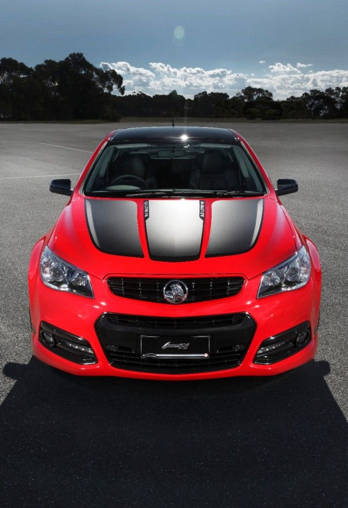Holden Reveals Special Edition Craig Lowndes Commodore: Holden develops VF tribute model celebrating 20 years of Craig Lowndes in V8 Supercars. Read more here: http://www.performance-car-guide.co.uk/holden-reveals-special-edition-craig-lowndes-commodore.html #Holden #CraigLowndes #CommodoreSSV
