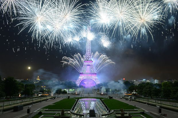 Bastille Day is an important date in French history.